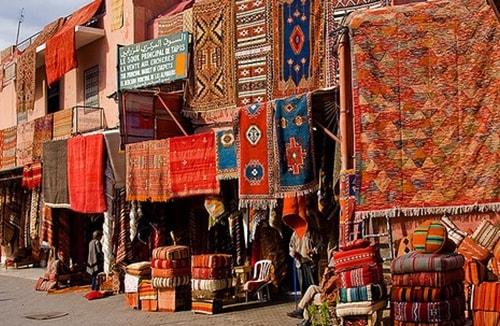 Marruecos descuentos viajes for Donde venden alfombras