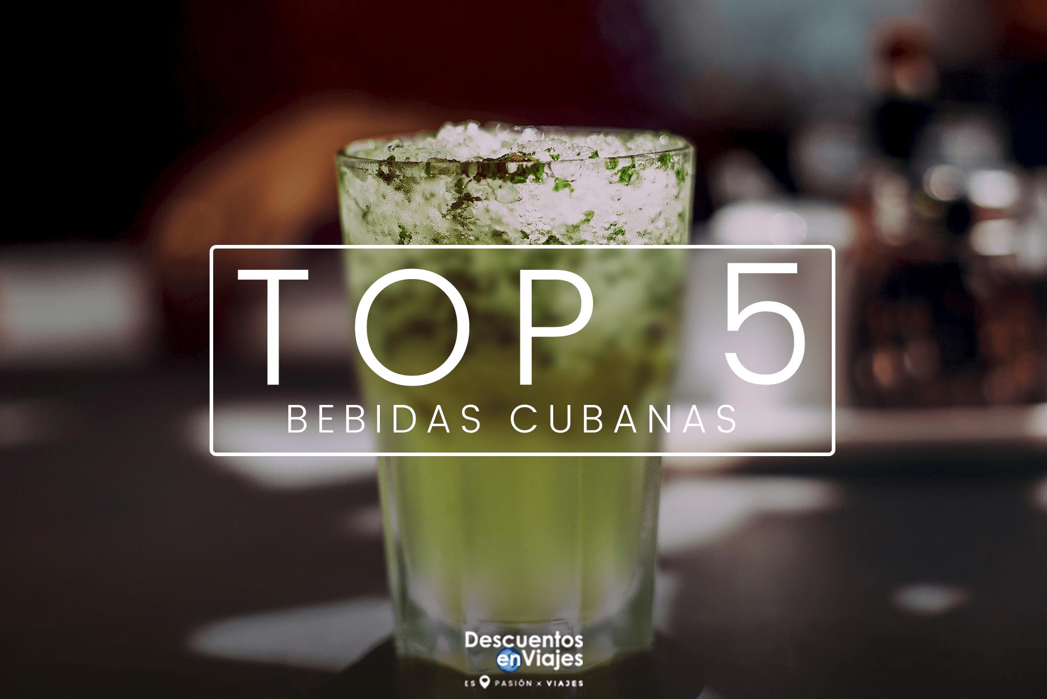 bebidas cubanas descuentos viajes