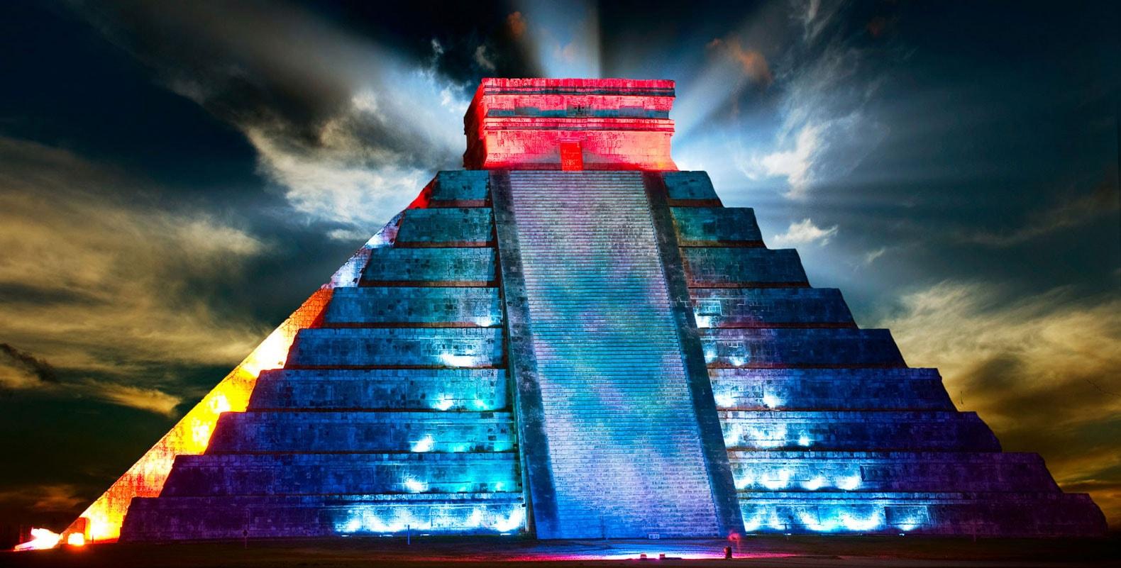 1.Chichen Itzá