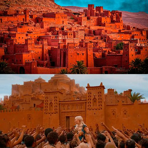 2 Ait- Ben Haddou, Marruecos
