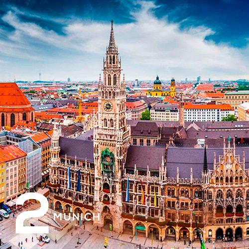 445b3e965abc ... Alemania y como toda ciudad podrás encontrarte en cada rincón historia  por todas partes. Una vez dentro puedes visitar sitios de interés como la  torre ...