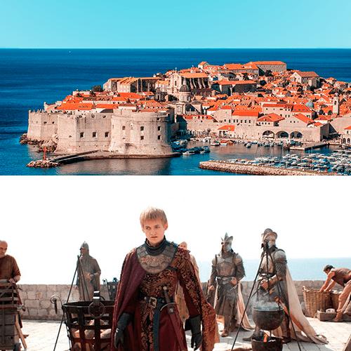 4 Dubrovnik, Croacia