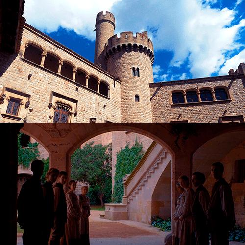5 Castillo de Santa Florentina, España
