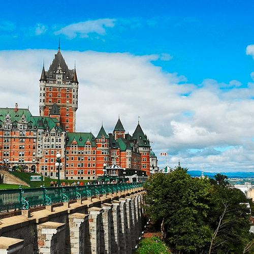 Quebec Montreal