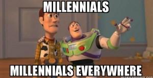 destinos millennials