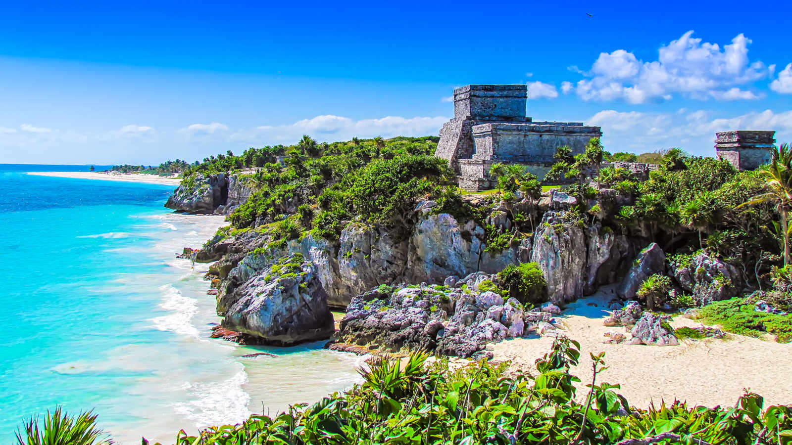 7 Pueblos mágicos que tienen playa